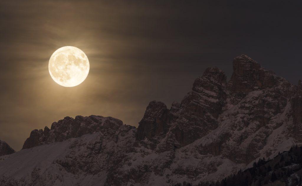 Super Moon © Giorgia Hofer