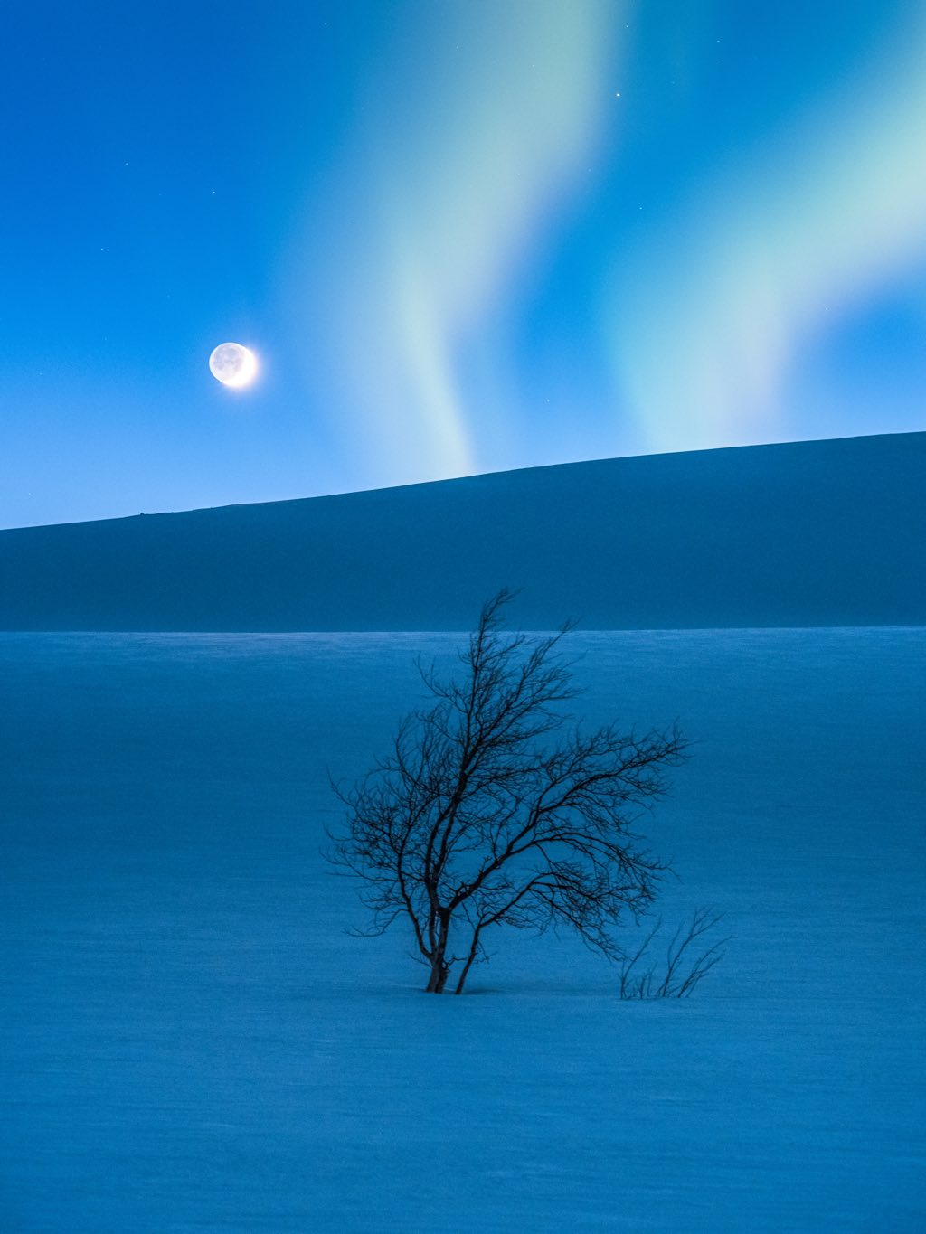 The Blue Hour © Tommy Eliassen