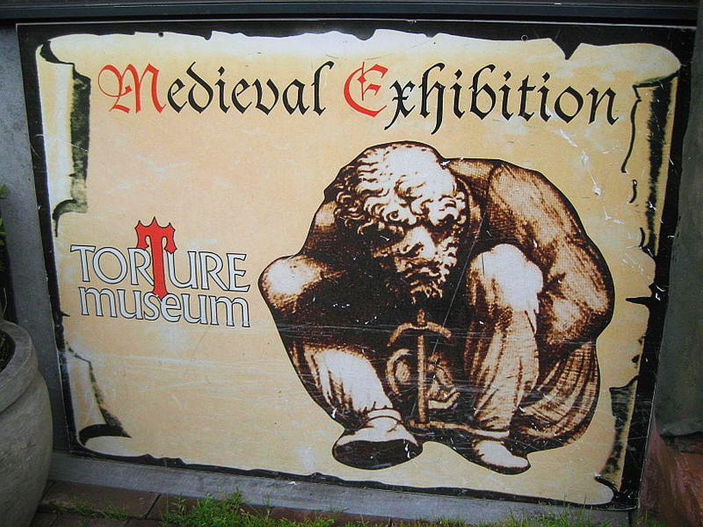 Torture Museum in Amsterdam