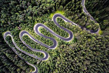 Transylvania best aerial photography