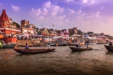 World's Oldest Cities varanasi india trip historical tours