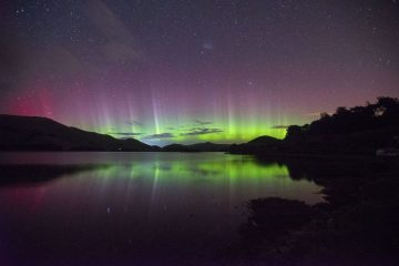 aurora-colour-credit-Ian-Griffin-Otago-Museum-new zealand