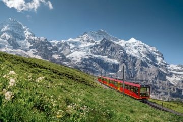 jungfraubahn jungfrau switzerland best europe train journeys