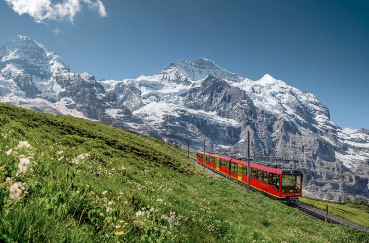 9 Most Breathtaking Europe Train Journeys