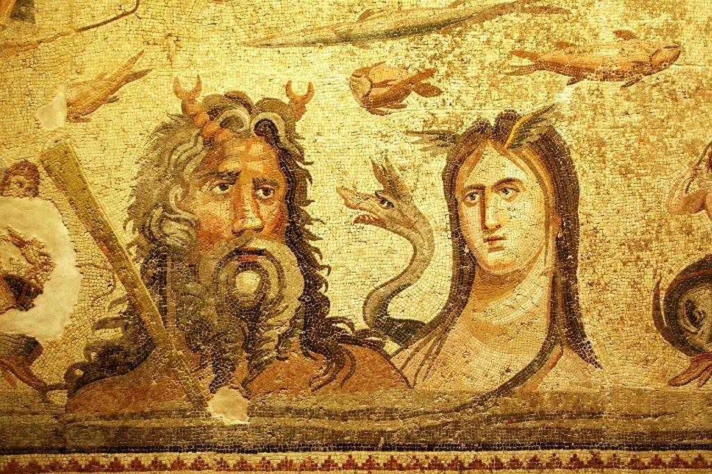 mosaic-Gaziantep, Turkey
