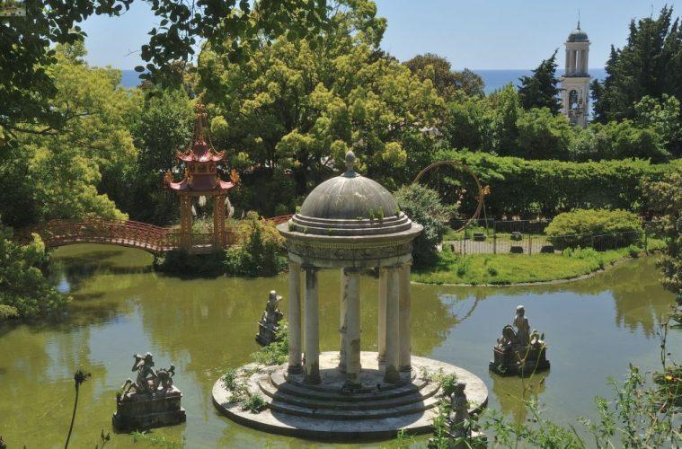 most beautiful park genoa italy travel - 1024 x 680