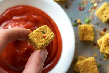 Vegan Chicken Nuggets - vegan recipe
