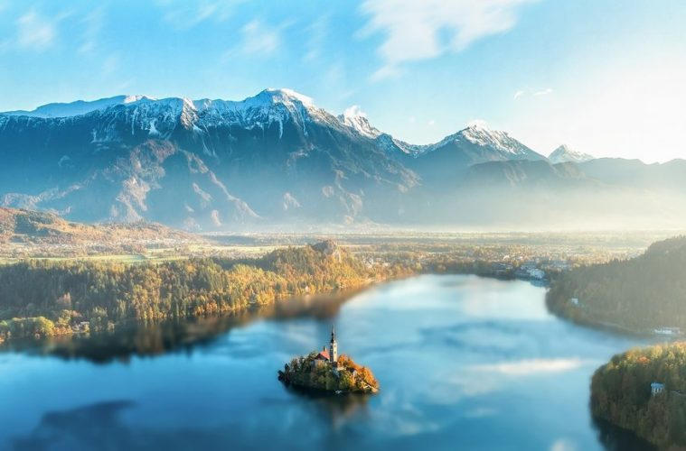 Bled Slovenia Mediterranean travel