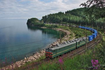 trans siberian railway lake baikal - lesser-known travel destinations
