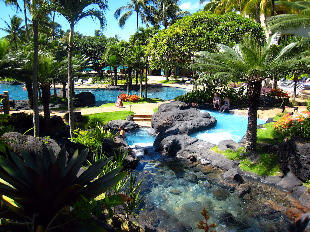 luxury travel Grand Hyatt Kauai