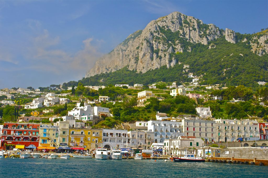 Capri, Italy adventure travel ideas adventure travel vacations adventure travel bucket lists