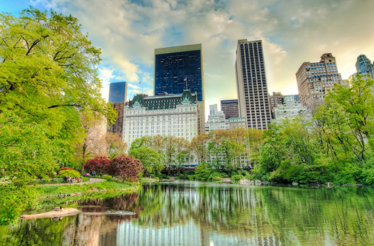 Central Park in New York City America travel head New research shows that the natural environment has a powerful effect on promoting positive body image -- so get outdoors CityPASS tickets