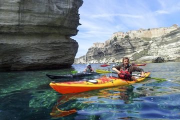 Kayaking adventure holidays in Europe