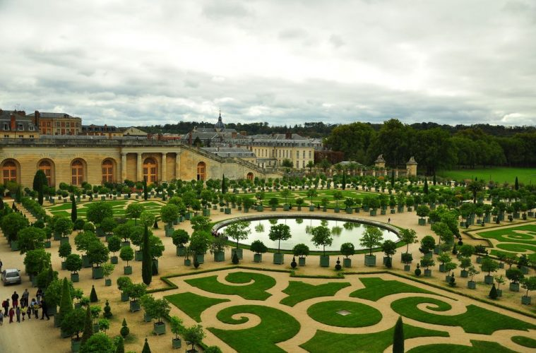 Gardens of Versailles, France