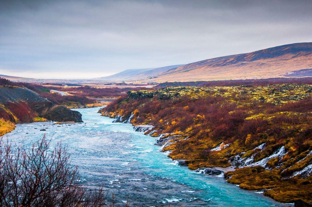 Husafell, Iceland