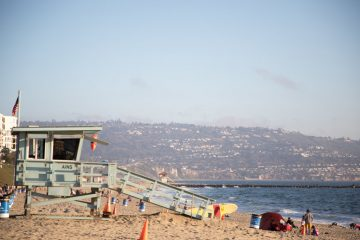 Los Angeles travel Beach