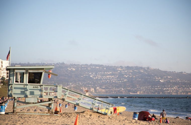 Los Angeles travel Beach