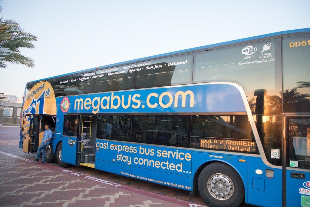 LA Megabus