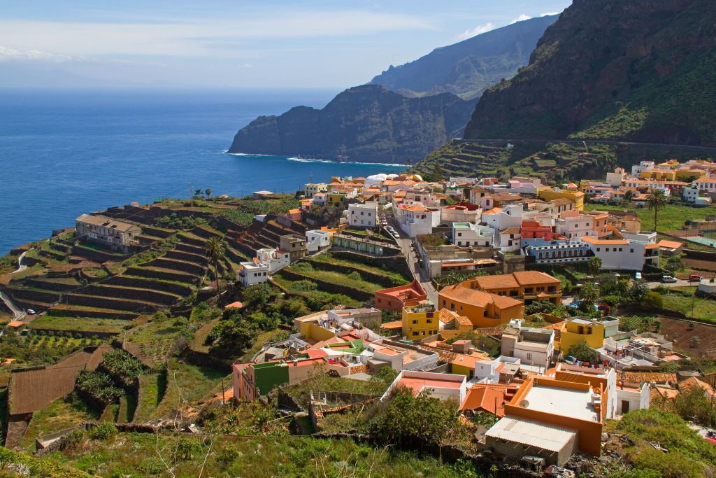 La Gomera, Canary Islands, Europe