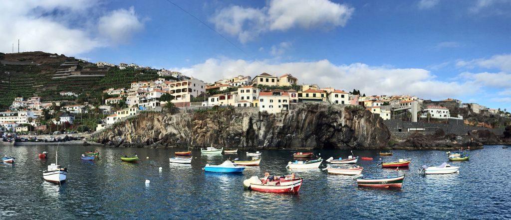 Madeira Port, Portugal