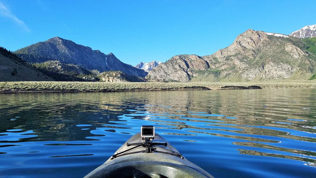 Mono Lake Kayak Tours