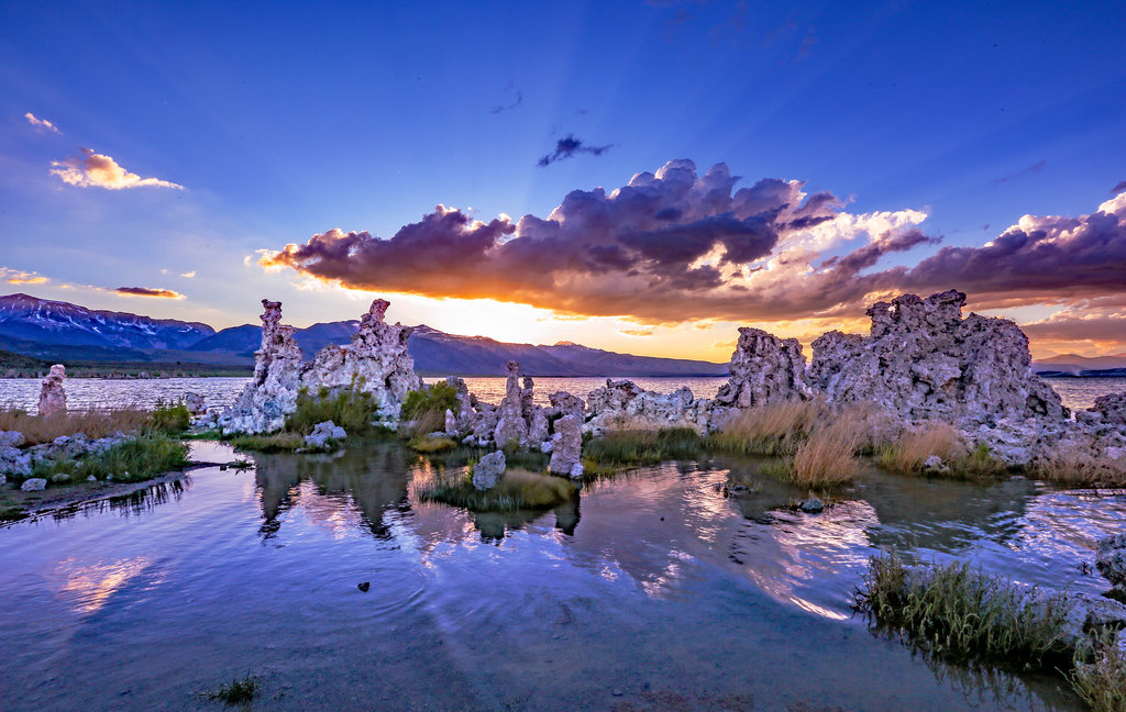 Storm Over Mono Lake Tufa | This image is copyrighted and al… | Flickr