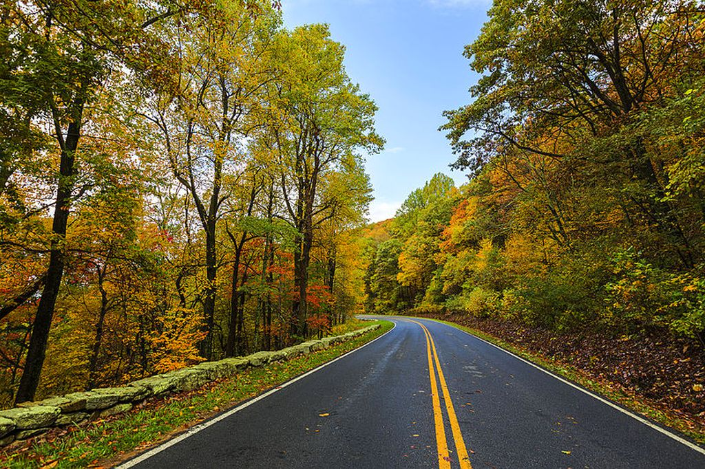7 Most Scenic Fall Drives in America
