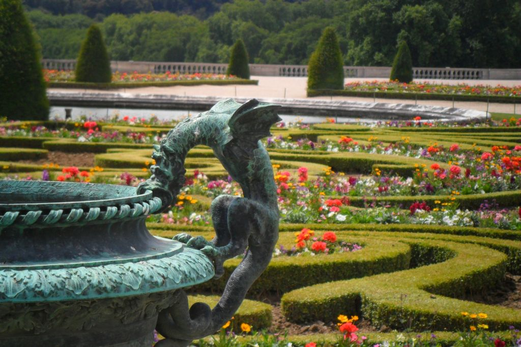 Versailles Gardens, France