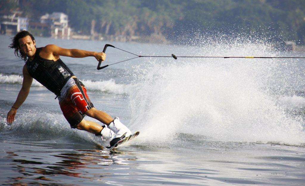 Water Skiing,Adventure Michigan, U.S