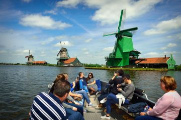 Zaanse Schans, Netherlands travel