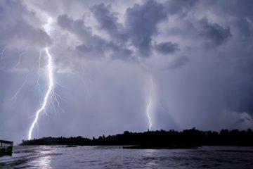 catatumbo lightning venezuela travel