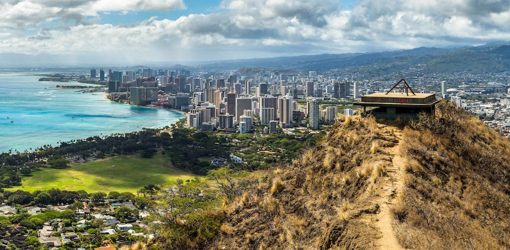 cityscape-with-buildings-and-coastal-landscape-honolulu-hawaii