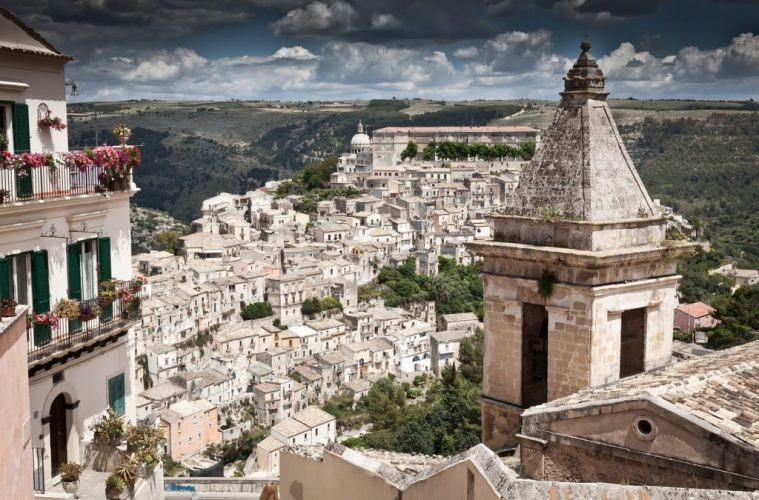italy travel ragusa