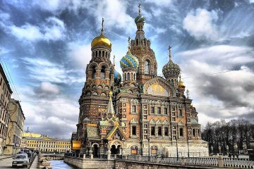 russia travel tips st petersburg Church of the Savior on Spilled Blood - 1024 x 680 (2)