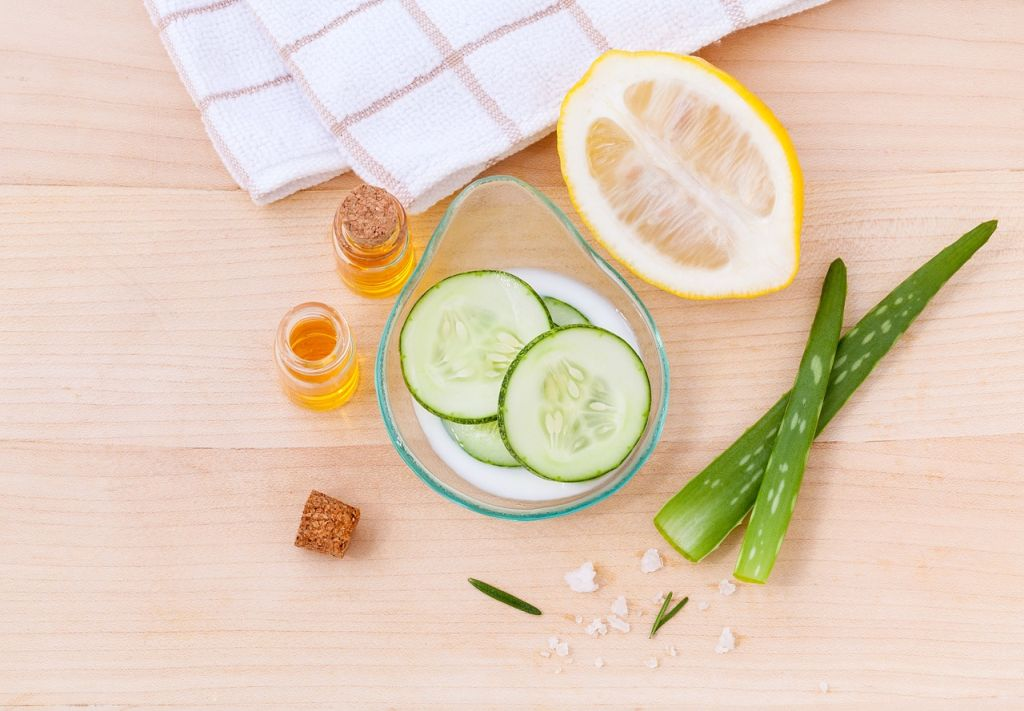 face mask ingredients for organic skin care