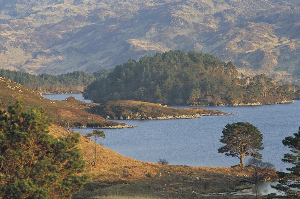 Loch Morar Scotland
