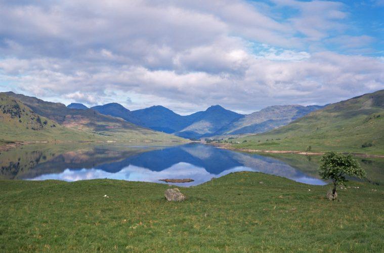 Loch Arklet Scotland