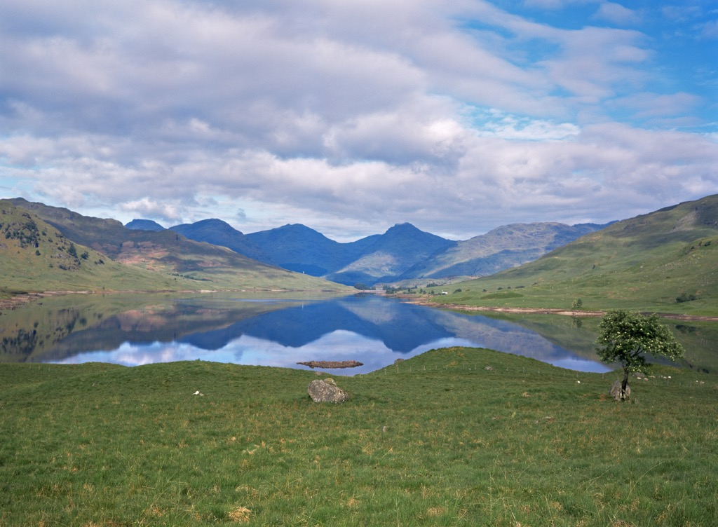 Forget Loch Ness! These 6 Gorgeous Scottish Lakes are the stuff of Legends