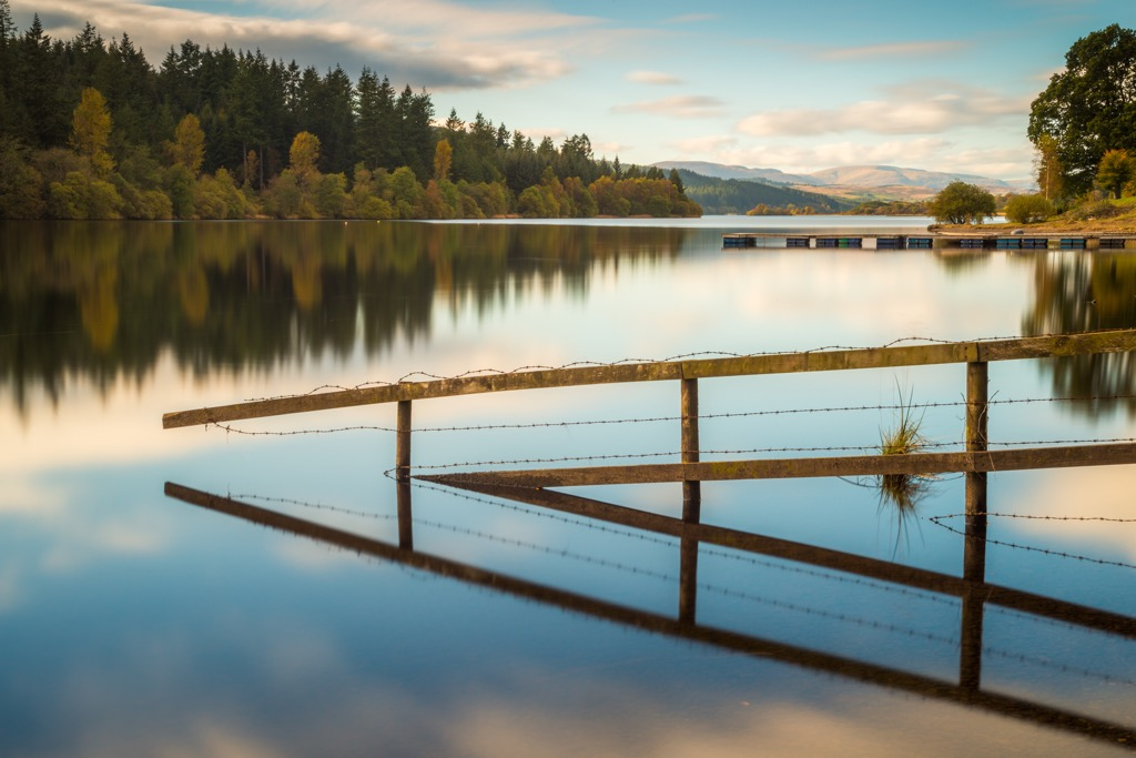 Loch Ken Scotland