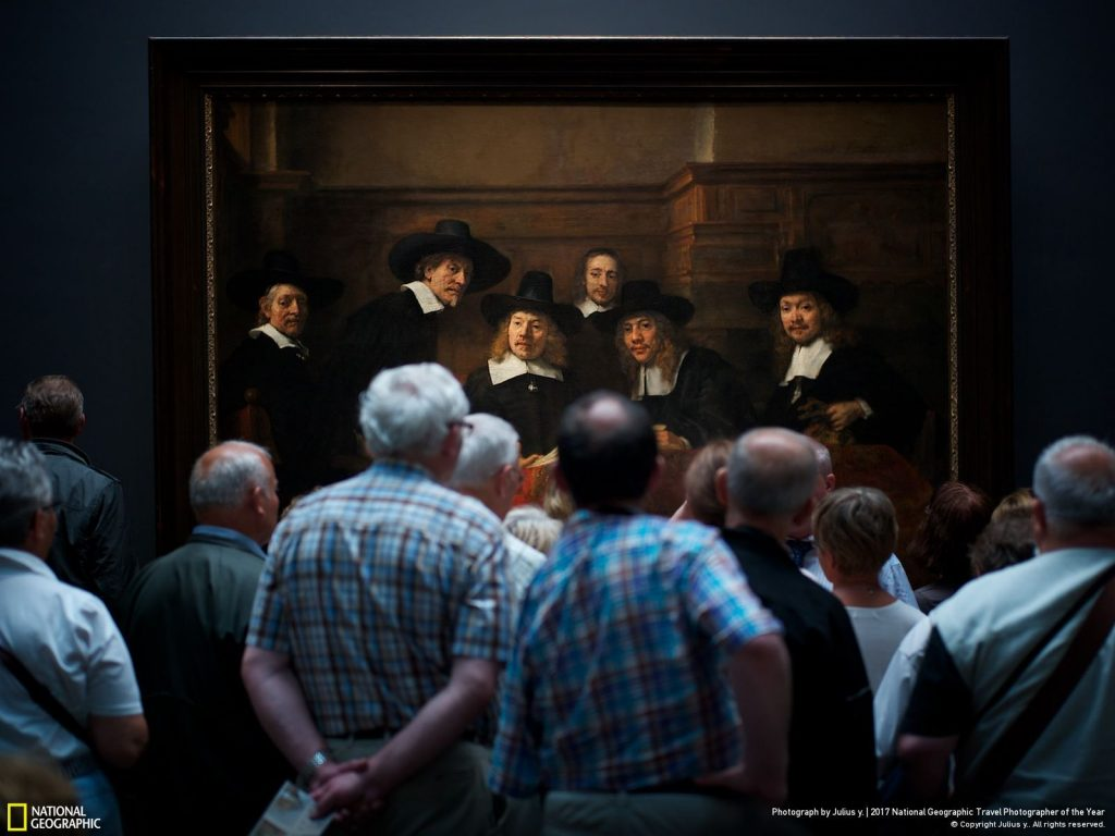 Rijksmuseum, Amsterdam, North Holland, Netherlands