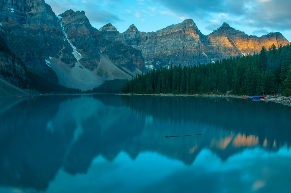 Moraine Lake Canada Rockies