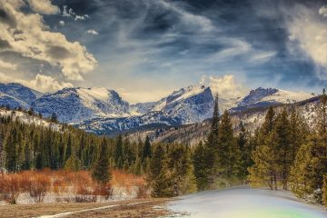 photo of rocky mountains national parks in colorado