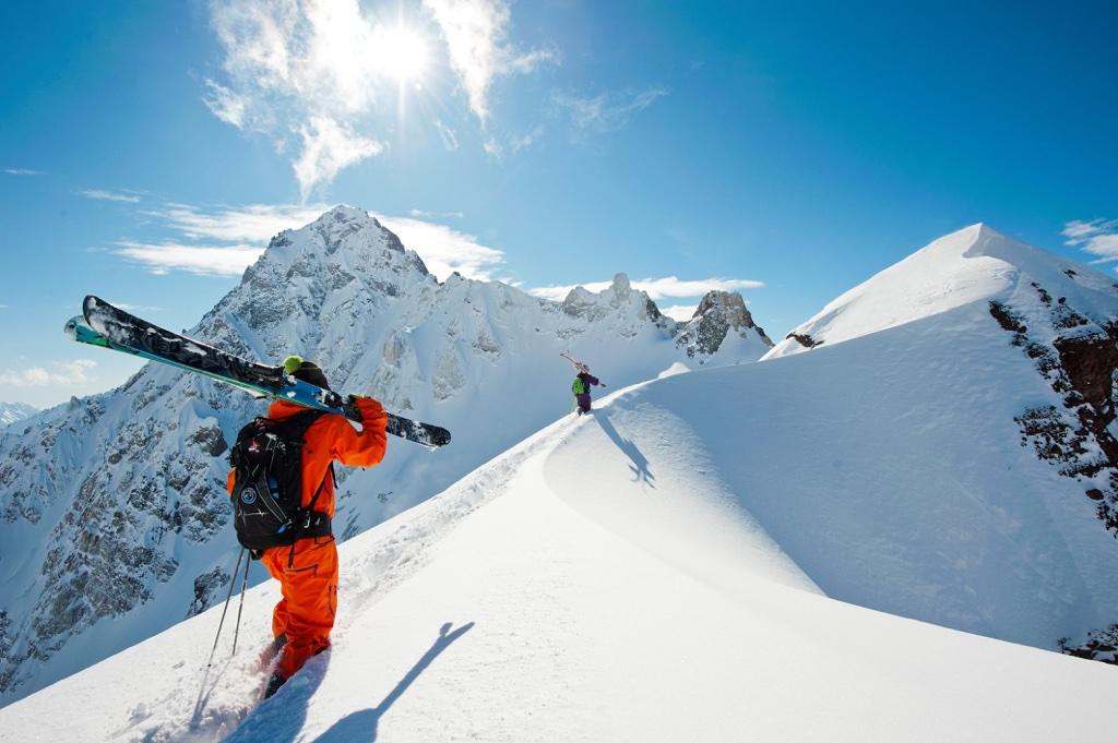 Cordilleradelos Andes Snowboard Adventure