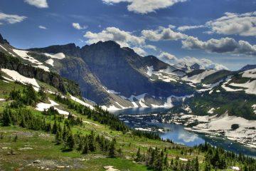 Glacier National Park, Montana parks america