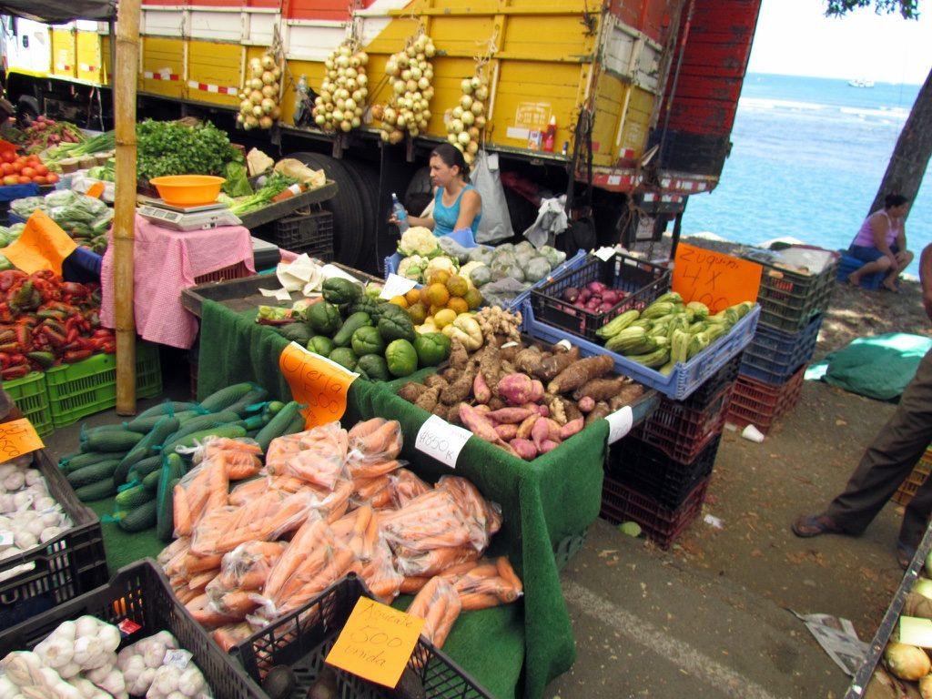 Farmer's Market Costa Rica