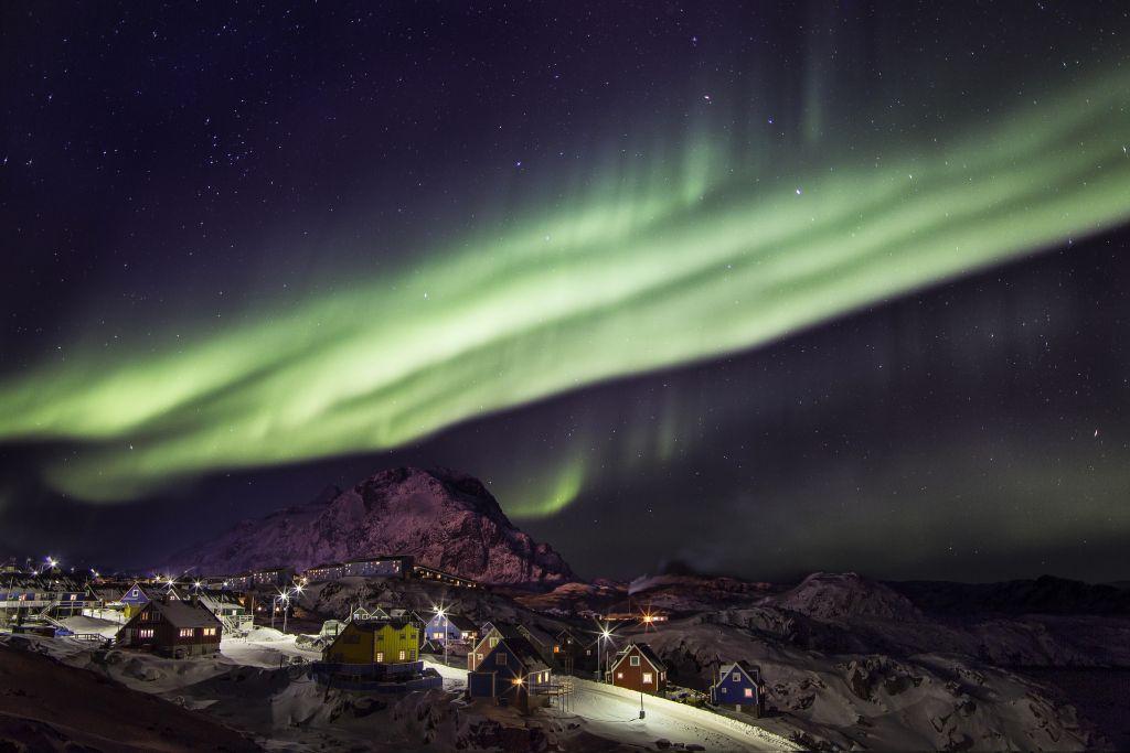 Greenland, North America