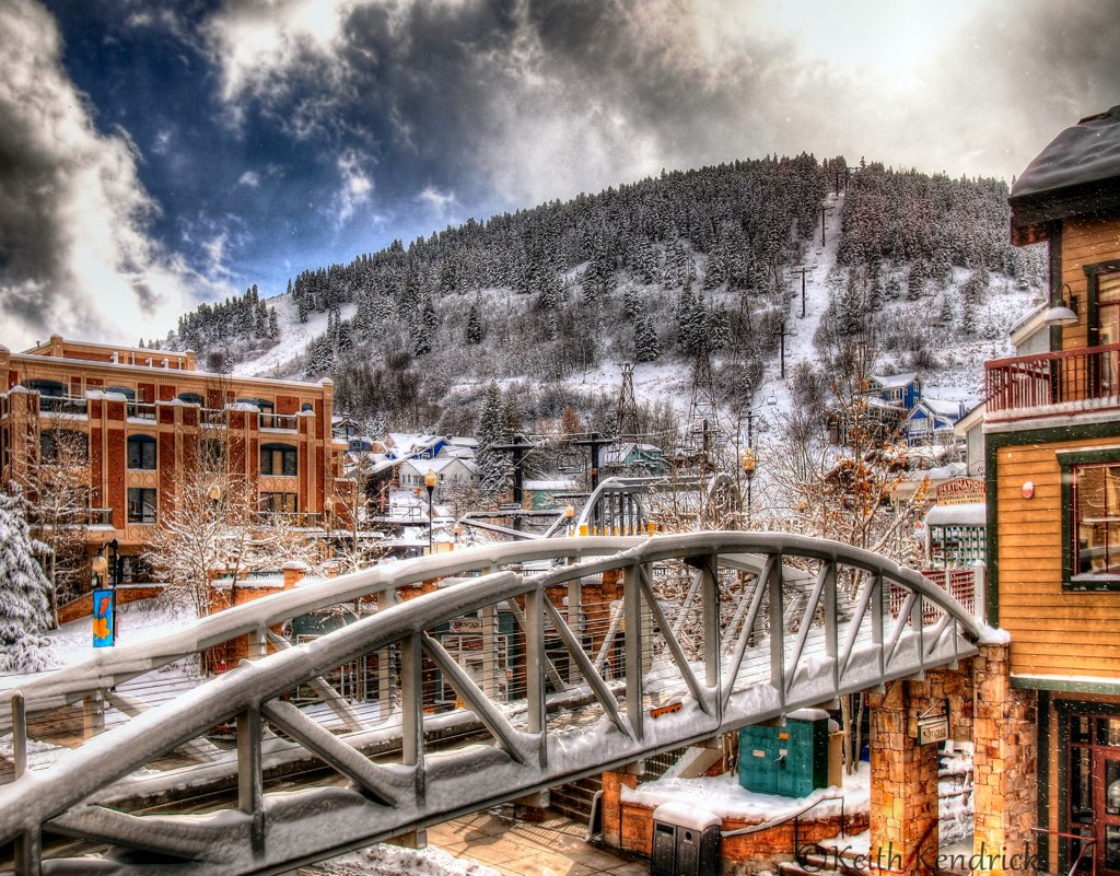 Park City, Utah best ski vacation destinations