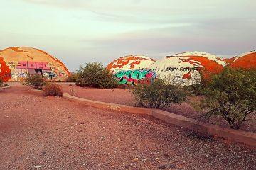 Casa Grande Domes, AZ