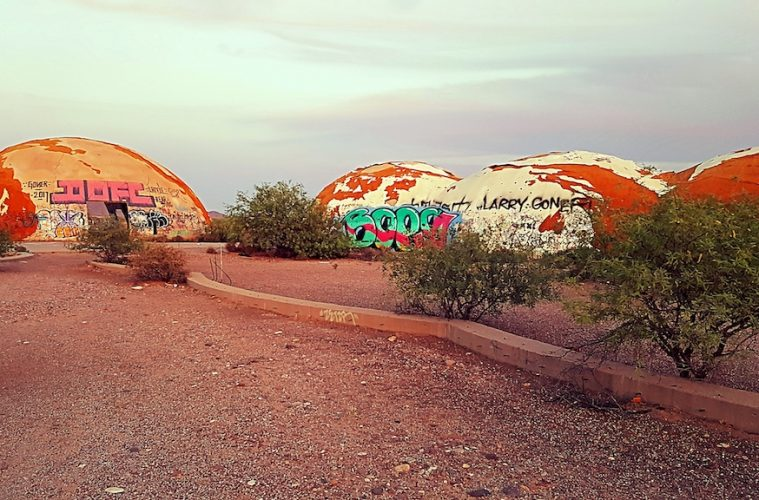 how to get to the domes of casa grande