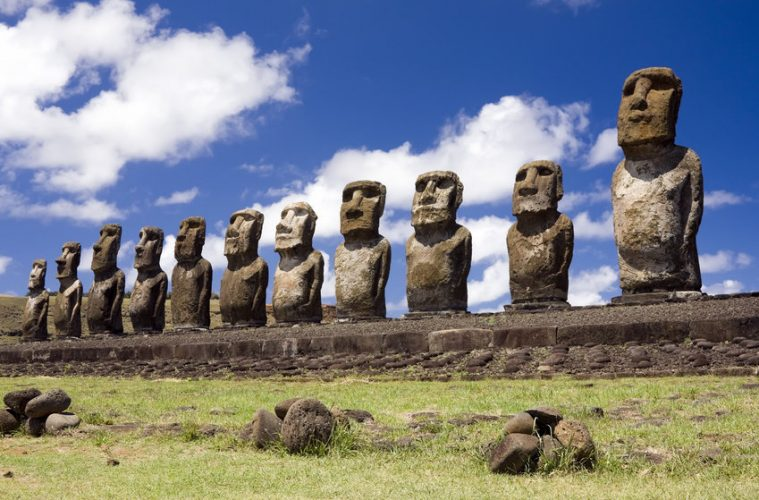 Study: What really happened to the people on Easter Island